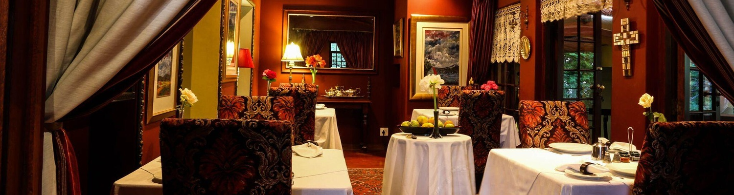 Top restaurants Pretoria accommodation