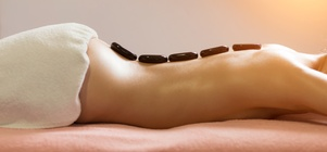 Day Spa Hotstone Massage