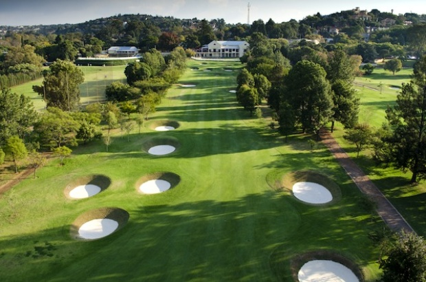 pretoria country club golf course